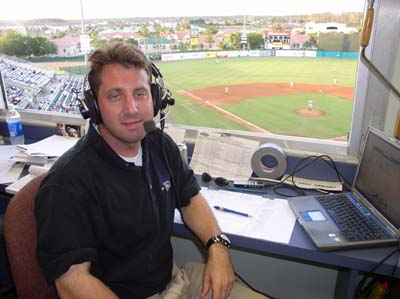 Fort Myers miracle broadcaster Sean Aronson