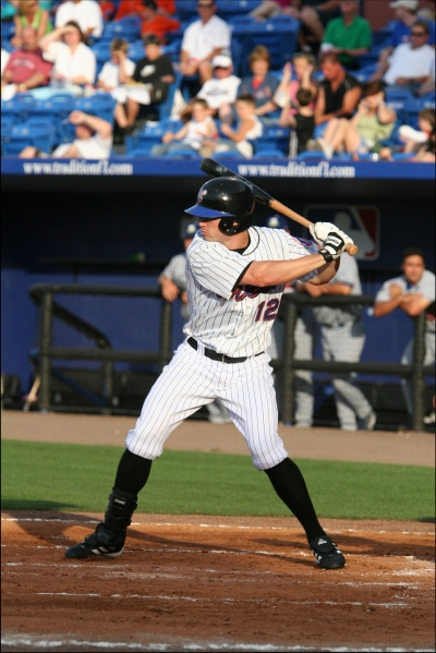 St. Lucie Mets minor league prospect Corey Coles
