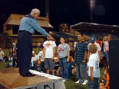 Lakeland Tigers, minor leage promotions